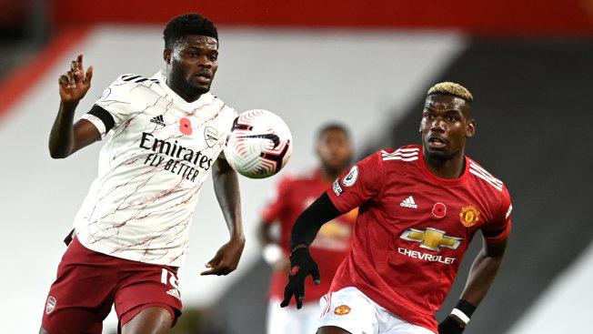 Cập nhật trực tiếp bóng đá Anh: MU đấu Arsenal. Man City vs Sheffield