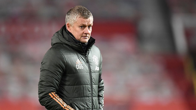 CĐV MU kêu gọi sa thải Solskjaer sau khi thua 4 trận Bán kết liên tiếp