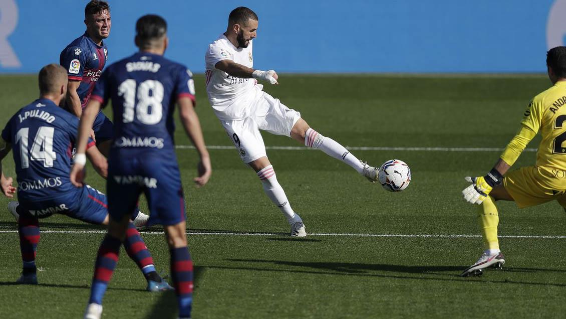Trực tiếp Huesca vs Real Madrid. BĐTV trực tiếp bóng đá Tây Ban Nha hôm nay