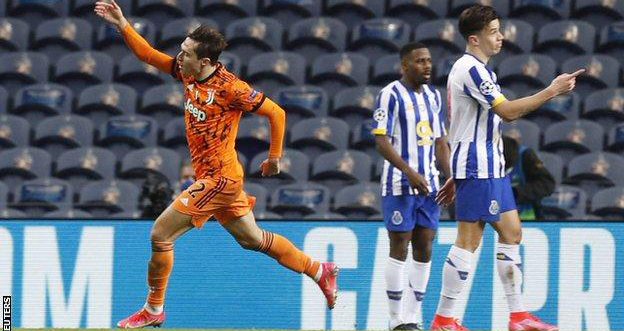 Kết quả cúp C1, Porto vs Juventus, Kết quả lượt đi vòng 1/8 Champions League, Sevilla vs Dortmund, Juventus, Dortmund, Porto, Sevilla
