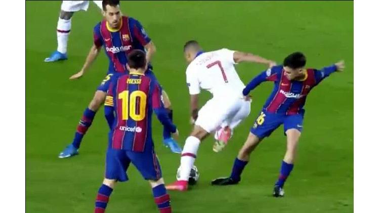 Kết quả bóng đá cúp C1 châu Âu, Barcelona-PSG, Kết quả Barcelona vs PSG, Video clip bàn thắng Barca, Barcelona, PSG, Mbappe, Messi, Champions League, bong da hom nay