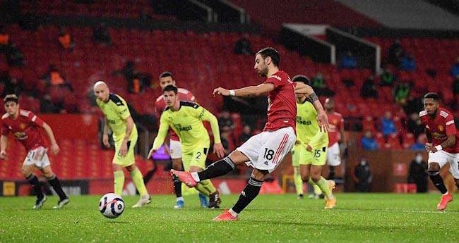 Video MU vs Newcastle, Video clip bàn thắng trận MU vs Newcastle, Kết quả bóng đá Ngoại hạng Anh hôm nay, Kết quả bóng đá Anh: MU vs Newcastle, BXH Ngoại hạng Anh, Rashford, Bruno Fernandes, Daniel James