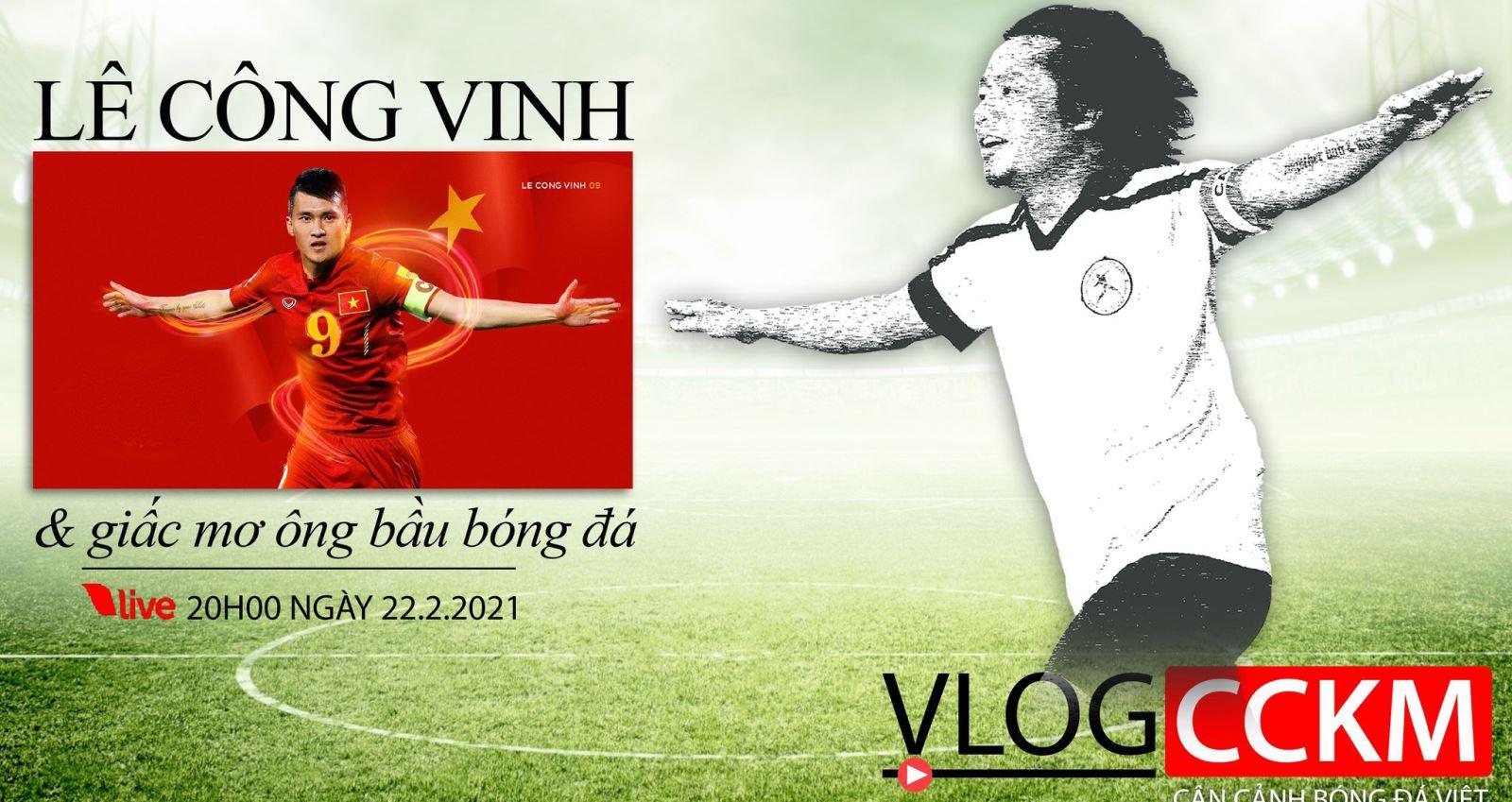 Lê Công Vinh, CCKM, bóng đá, bóng đá Việt, V-League, Trần Hải