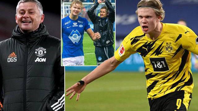 Bóng đá hôm nay 25/2: Solskjaer liên lạc với Haaland, Real và Man City cùng thắng ở Cúp C1