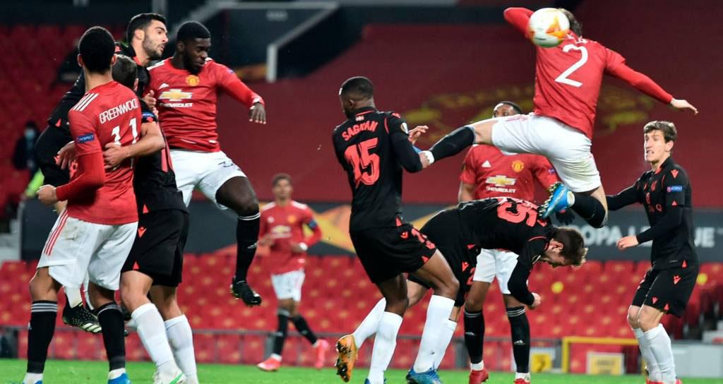 Kết quả Cúp C2 châu Âu, MU vs Sociedad, Kết quả bóng đá lượt về vòng 1/16 Europa League, Arsenal 3-2 Benfica, Milan vs Sao đỏ, Lịch bốc thăm vòng 1/8 Europa League