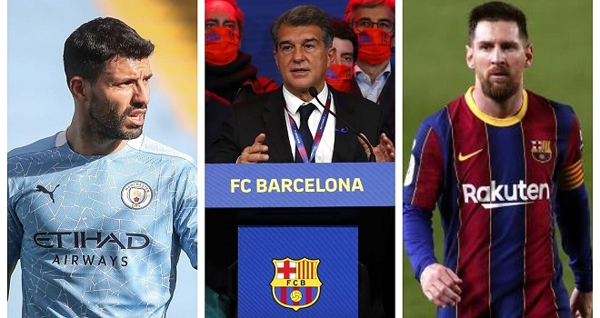 Barcelona, tin chuyển nhượng Barca, Barca giữ chân Messi, Barca mua Aguero, chuyển nhượng Barcelona, lịch thi đấu bóng đá Tây Ban Nha, bảng xếp hạng La Liga vòng 27
