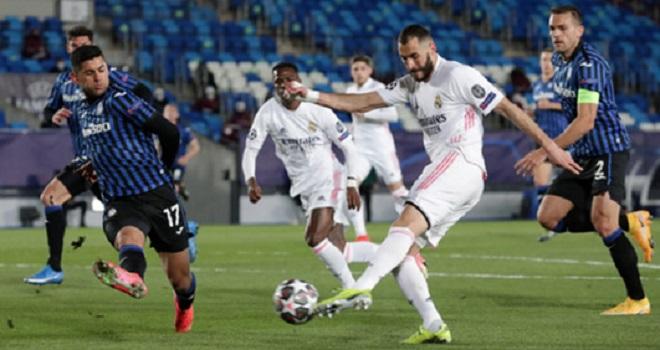 Real Madrid, Video Real Madrid vs Atalanta, Video clip bàn thắng trận Real Madrid vs Atalanta, cúp C1, Champions league, kết quả cúp C1, kết quả C1
