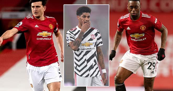 Kết quả MU vs West Ham, Video MU vs West Ham, BXH Ngoại hạng Anh, Kết quả MU, kết quả Ngoại hạng Anh, Dawson phản lưới, Bruno Fernandes, Rashford, hàng công MU, Henderson
