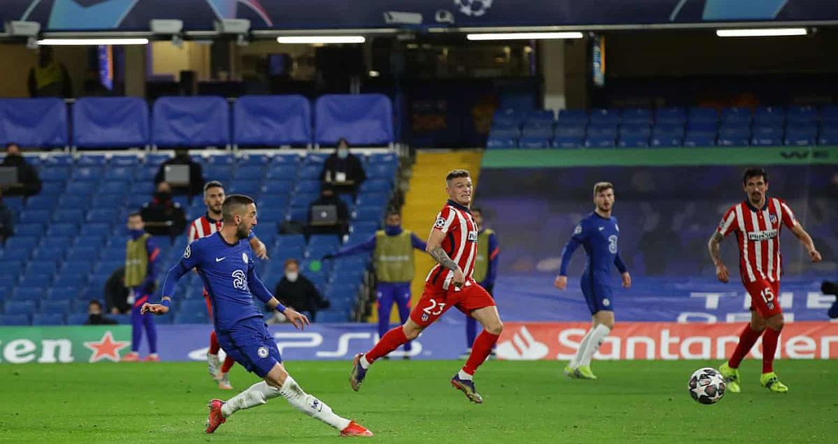 Chelsea vs Atletico, Video Chelsea vs Atletico, Video clip bàn thắng trận Chelsea vs Atletico