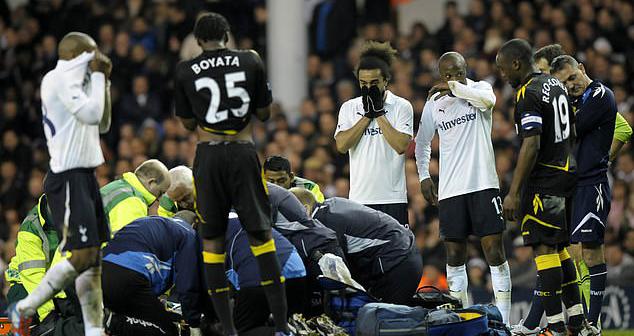 Atletico Madrid, bóng đá, bóng đá hôm nay, Moussa Dembele, trực tiếp bóng đá, ngất xỉu, bất tỉnh
