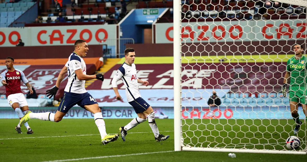 Aston villa 0-2 tottenham, video aston villa 0-2 tottenham, kết quả aston villa vs tottenham, harry kane, premier league, ngoại hạng anh, bóng đá