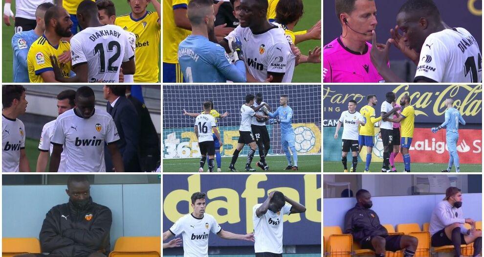 Valencia, Cadiz, trực tiếp bóng đá, bóng đá, bong da, la liga, phân biệt chủng tộc, lịch thi đấu