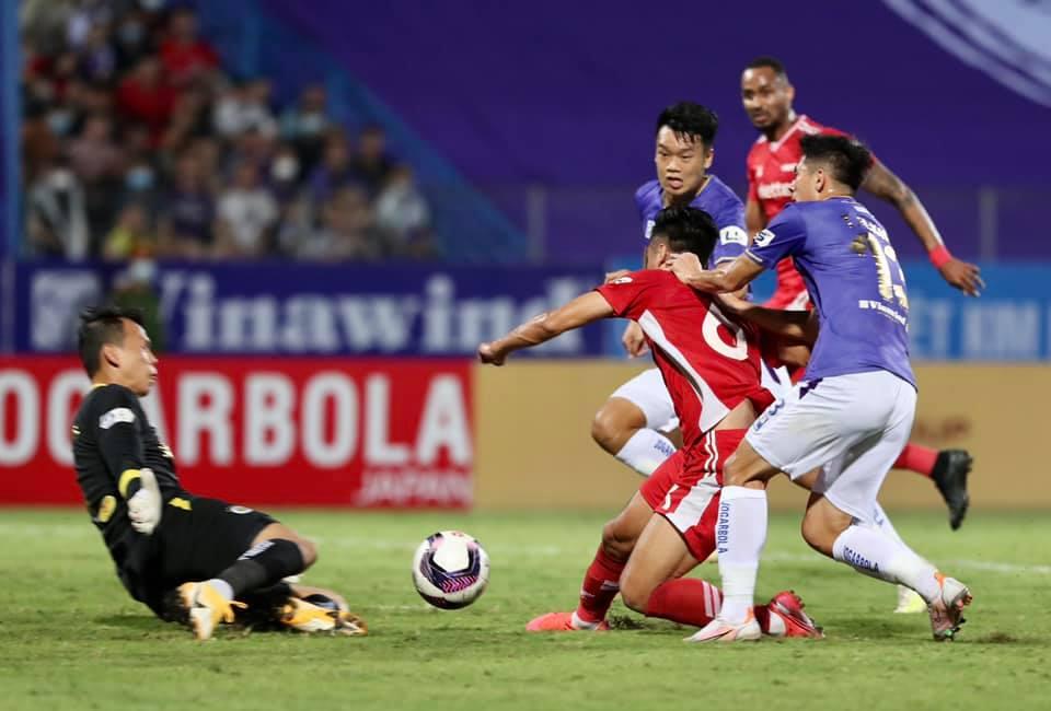 Hà Nội vs Viettel, Hà Nội FC, Viettel, kết quả Hà Nội vs Viettel, bóng đá, lịch thi đấu, V-League, Trọng Hoàng, Đức Huy