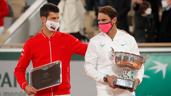 Roland Garros, pháp mở rộng, tennis, quần vợt, lịch thi đấu tennis, rafael nadal