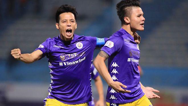 Trực tiếp bóng đá V-League: Hà Nội vs Viettel (19h15, 07/04)
