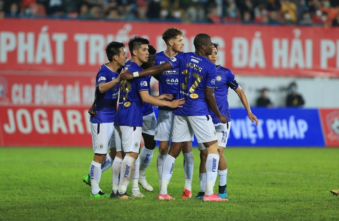Trực tiếp bóng đá V-League: Hà Nội vs Viettel. VTV6 trực tiếp bóng đá Việt Nam