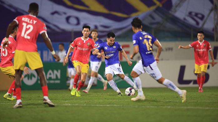 VTV6. BĐTV. Trực tiếp bóng Việt Nam: Hà Nội vs Viettel (19h15 hôm nay)