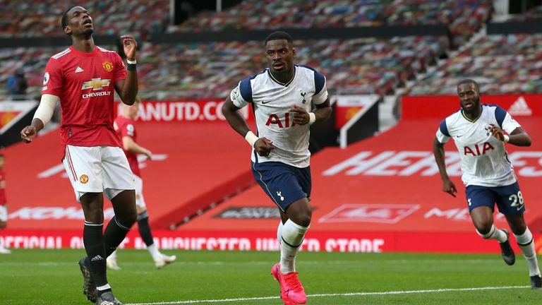 K+, K+PM. Trực tiếp bóng đá Ngoại hạng Anh: Tottenham vs MU (22h30, 11/04)