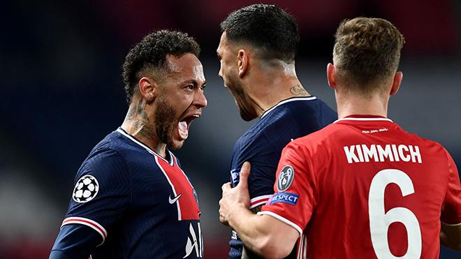 Kết quả bóng đá, PSG vs Bayern, Kết quả tứ kết cúp C1, kết quả PSG vs Bayern, PSG 0-1 Bayern, video PSG vs Bayern, Bayern, PSG, Neymar, tứ kết Cúp C1