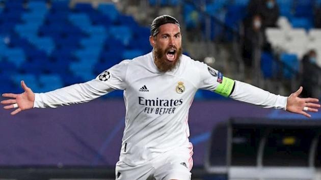 Sergio Ramos có thể đến MU vào mùa Hè này