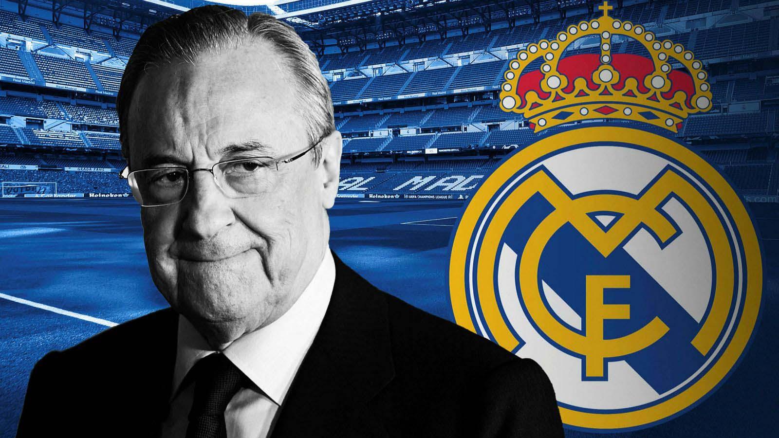 Florentino Perez: Vị chủ tịch của 1 siêu giải đấu không tồn tại