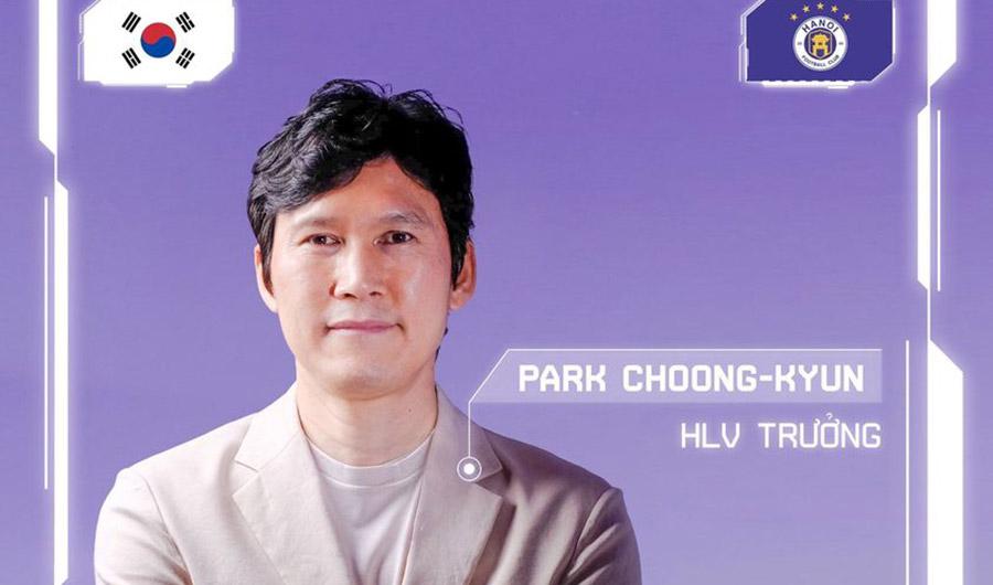 Trần Hải, Hà Nội FC, bóng đá Việt Nam, Park Choong Kyun, trần hải, cckm
