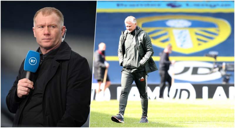 Leeds vs MU, Kết quả Leeds vs MU, Video Leeds vs MU, Scholes chỉ trích Solskjaer, Scholes chỉ trích Ole, Pogba, Cavani, Ole bị chỉ trích, BXH Ngoại hạng Anh