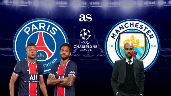 Trực tiếp bóng đá hôm nay: PSG vs Man City, bán kết C1 (K+, K+PM trực tiếp)