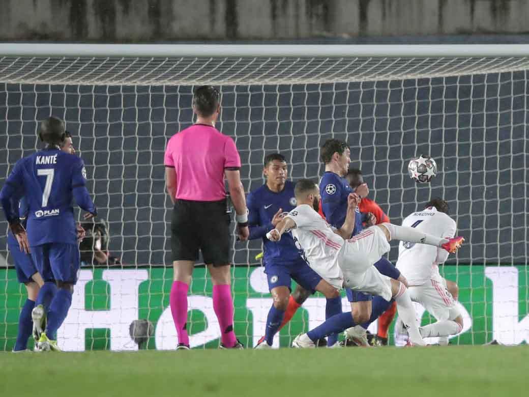 kết quả bóng đá, kết quả Cúp C1, Real Madrid - Chelsea, kết quả Real vs Chelsea, bán kết Cúp C1, Champions League, Tuchel, Zidane, video Real Madrid vs Chelsea