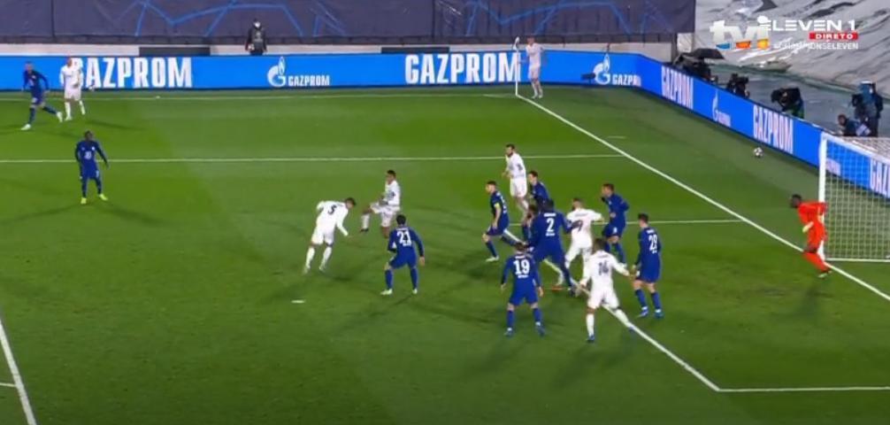 Real Madrid 1-1 Chelsea, Ramos, Varane, Chelsea, kết quả Real Madrid đấu với Chelsea, Zidane, Tuchel, kết quả bán kết Champions League, video clip Real Madrid 1-1 Chelsea