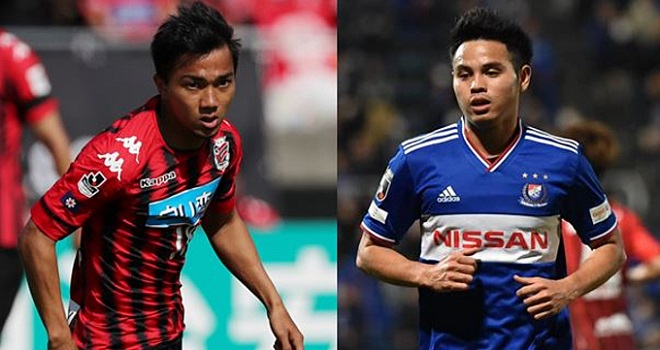 Chanathip Songkrasin, Theerathon Bunmathan, UAE, vòng loại World Cup, Thái Lan, Nishino Akira