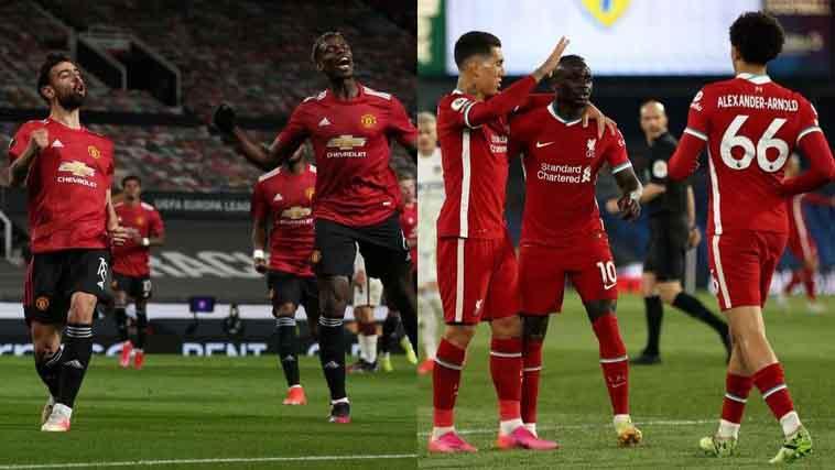 Trực tiếp bóng đá hôm nay: MU vs Liverpool, Ngoại hạng Anh vòng 34 (K+, K+PM trực tiếp)