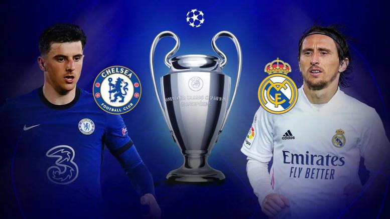 Trực tiếp bóng đá hôm nay: Chelsea - Real Madrid, Bán kết cúp C1 (K+, K+PM trực tiếp)