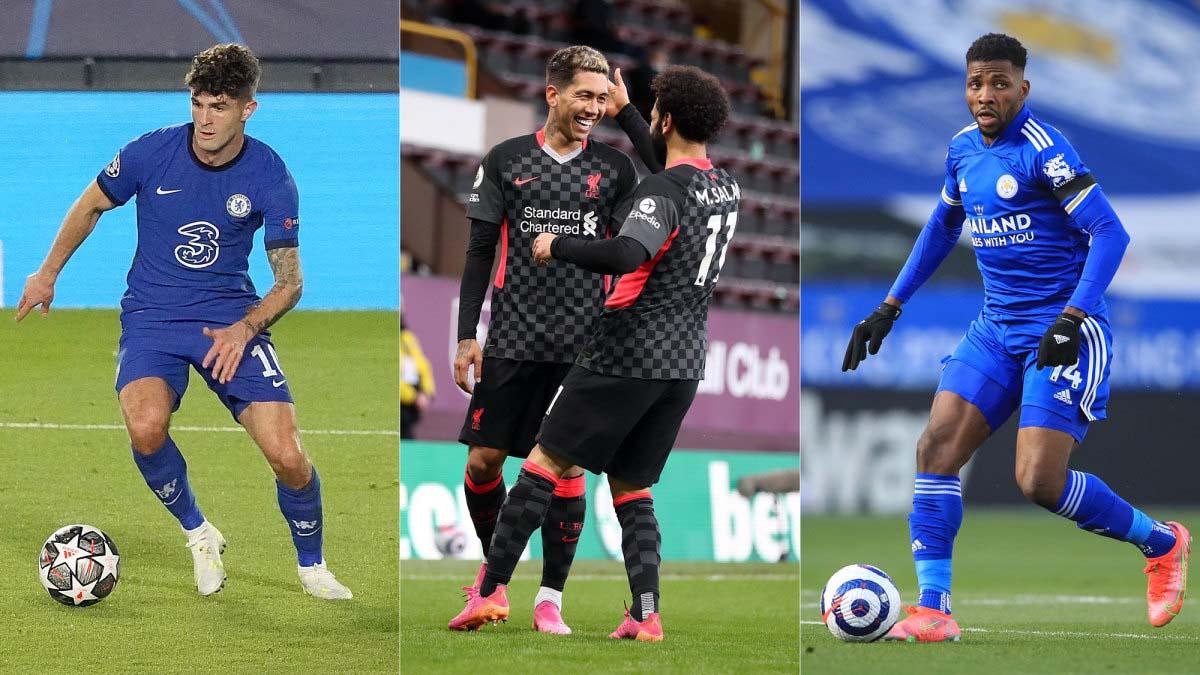 Cuộc đua Top 4 Ngoại hạng Anh: Liverpool và Leicester phải dùng hiệu số để phân định