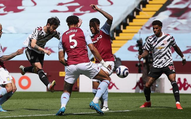 MU, Aston Villa 1-3 MU,Ket qua bong da Anh, ket qua ngoai hạng Anh, Solskjaer, Video clip bàn thắng trận Aston Villa vs MU, Bảng xếp hạng bóng đá Anh. BXH Ngoại hạng Anh