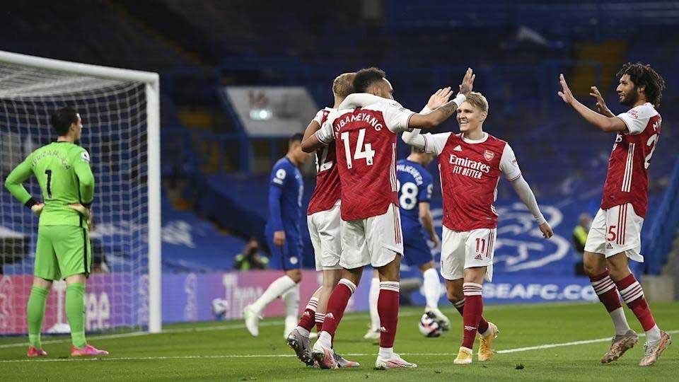 Bảng xếp hạng Ngoại hạng Anh, BXH bóng đá Anh mới nhất, Kết quả bóng đá Ngoại hạng Anh vòng đá bù, Chelsea 0-1 Arsenal, Video clip bàn thắng trận Chelsea vs Arsenal