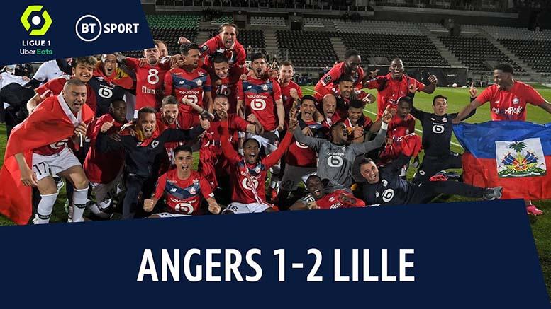 Lille vô địch Pháp, Lille vô địch Ligue 1, PSG không vô địch, kết quả bóng đá Pháp, bảng xếp hạng bóng đá Pháp, tin bóng đá Pháp hôm nay, ket qua bong da, tin bong da