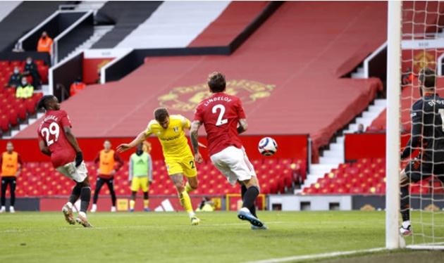 MU 1-1 Fulham, ket qua bong da Anh, bảng xếp hạng ngoại hạng Anh, video clip MU vs Fulham, kết quả MU đấu với Fulham, kết quả bóng đá Ngoại hạng Anh vòng 37