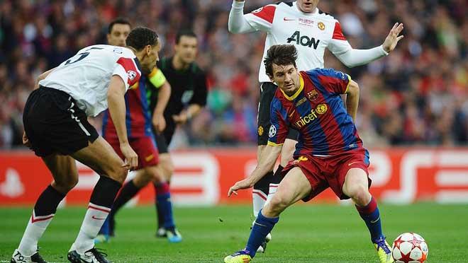 Sir Alex: 'Giá như năm xưa tôi để Park Ji-sung kèm Messi'