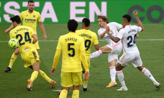 Valladolid 1–2 Atletico Madrid, ket qua bong da Tay ban Nha, ket qua La Liga, kết quả bóng đá Tây Ban Nha, Atletico vô địch La Liga, bảng xếp hạng La Liga, real madrid, villareal, benzema, modric
