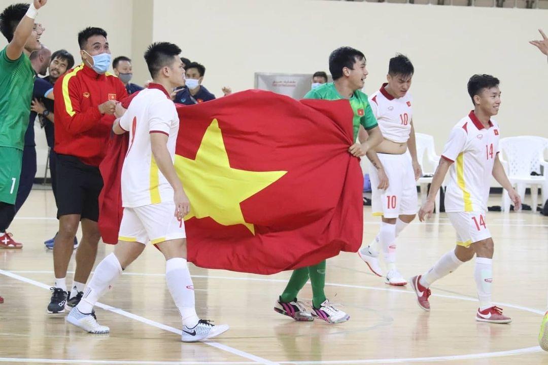 futsal, World Cup futsal, Kết quả lượt về play-off futsal World Cup 2021, Việt Nam vs Lebanon, Kết quả bóng đá Việt Nam vs Lebanon, Kết quả bóng đá vòng play-off World Cup 2021 khu vực châu Á