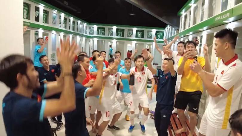 Việt Nam dự VCK Futsal World Cup 2021, Bàn thắng vàng, Châu Đoàn Phát, kết quả bóng đá Futsal, Việt Nam 1-1 Lebanon, Việt Nam dự VCK World Cup 2021, kết quả bóng đá