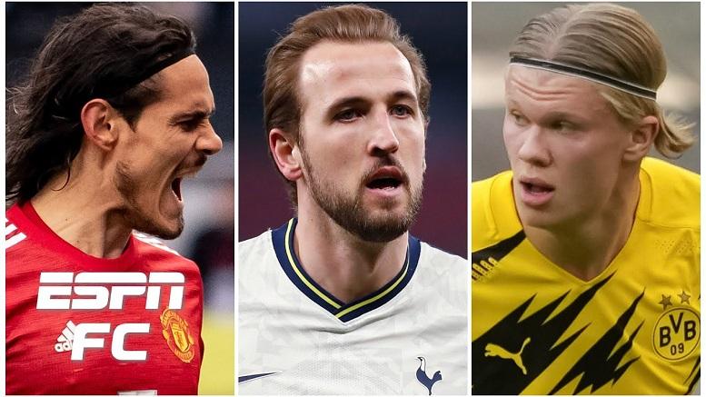 MU, bóng đá, manchester united, Haaland, Harry Kane, Edinson cavani, cavani, AS Roma, europa league