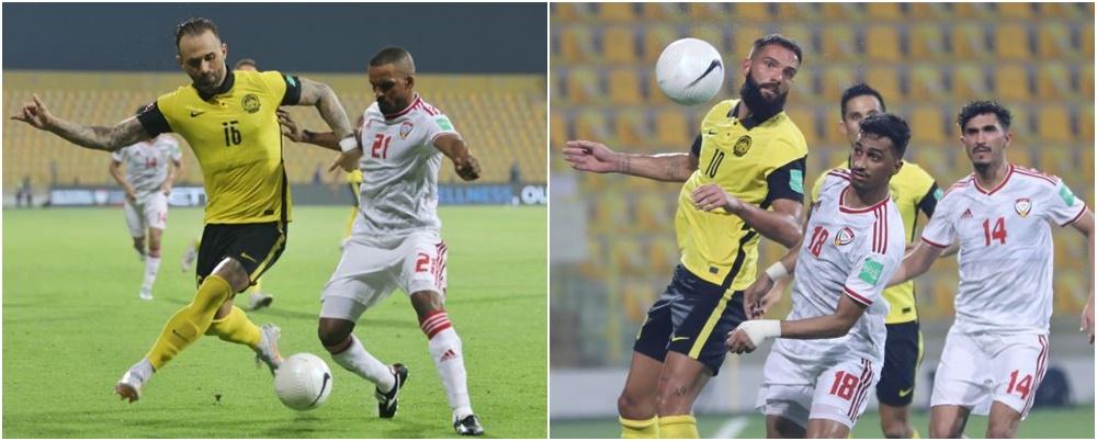 Malaysia, bóng đá, lịch thi đấu bóng đá, cầu thủ nhập tịch, uae, vòng loại world cup 2022, De Paula, Liridon Krasniqi, Mohamadou Sumareh