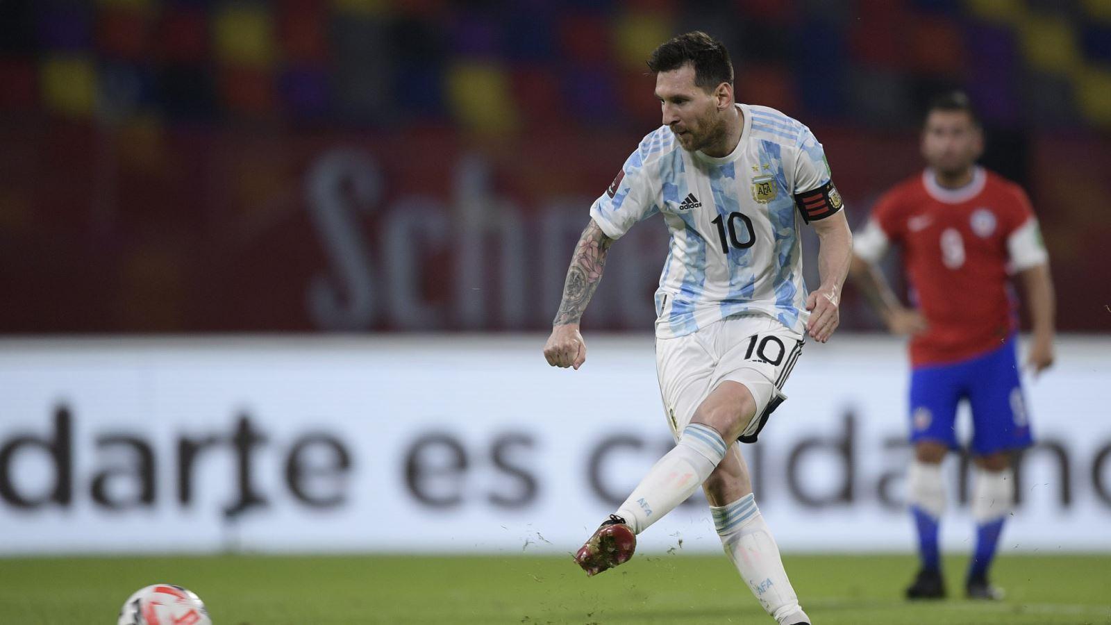kết quả argentina vs chile, chile, argentina, messi, alexis sanchez, vòng loại world cup 2022, lịch thi đấu bóng đá