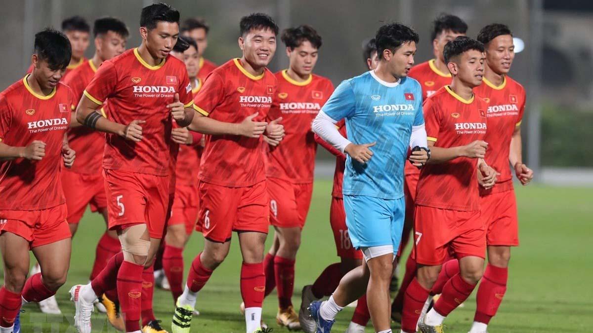 Việt Nam vs Indonesia: VTV6 trực tiếp bóng đá vòng loại World Cup 2022 hôm nay