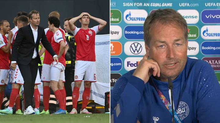 Eriksen, Christian Eriksen, Eriksen bất tỉnh, Eriksen đột quỵ, Eriksen chấn thương, Đan Mạch vs Phần Lan, vtv6, vtv3, trực tiếp bóng đá, truc tiep bong da, EURO 2021