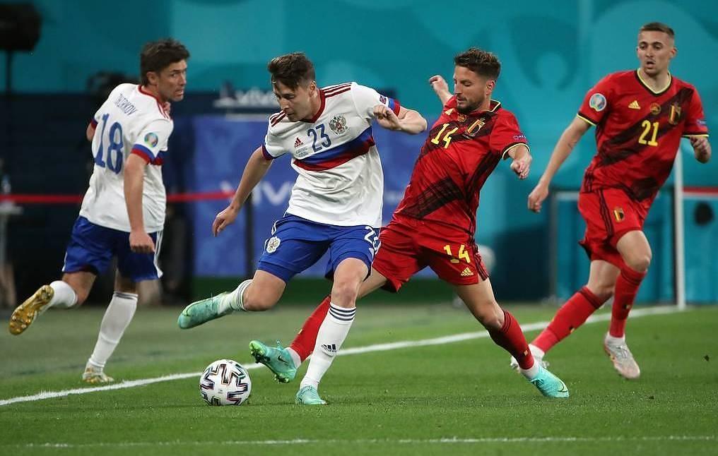 EURO 2021, Bỉ, Nga, Bỉ vs Nga, kết quả Bỉ vs Nga, Lukaku, De Bruyne, Hazard