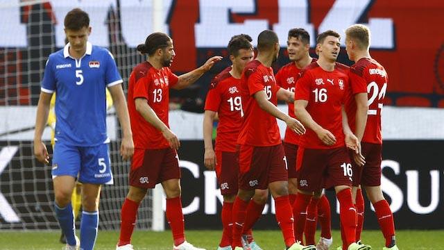 Trực tiếp bóng đá: Xứ Wales vs Thụy Sỹ, EURO 2021 hôm nay. Xem trực tiếp VTV6