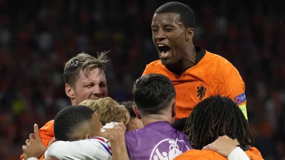TRỰC TIẾP bóng đá Hà Lan vs Áo. VTV3, VTV6 trực tiếp EURO 2021 hôm nay